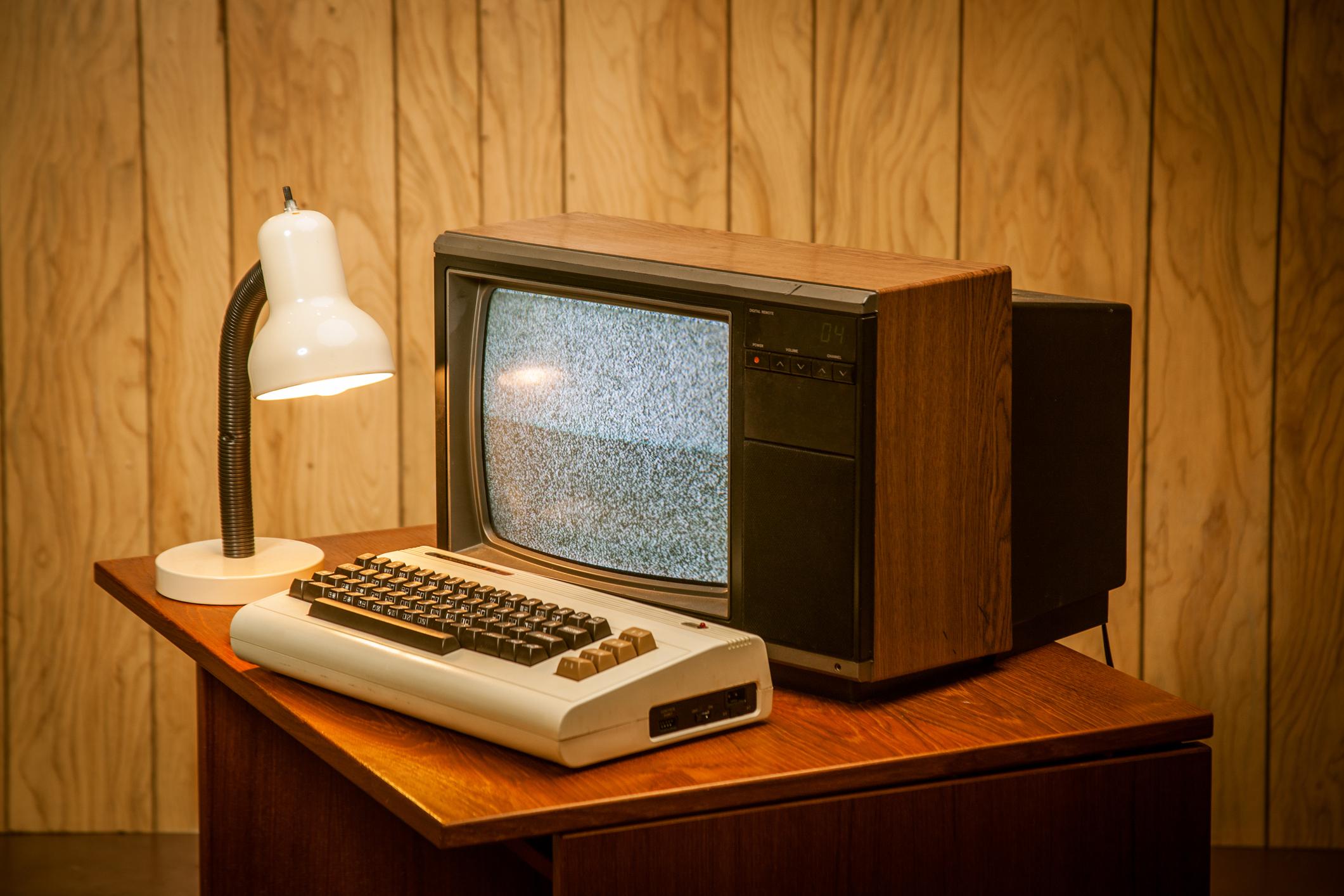 Hemdatorn Commodore 64