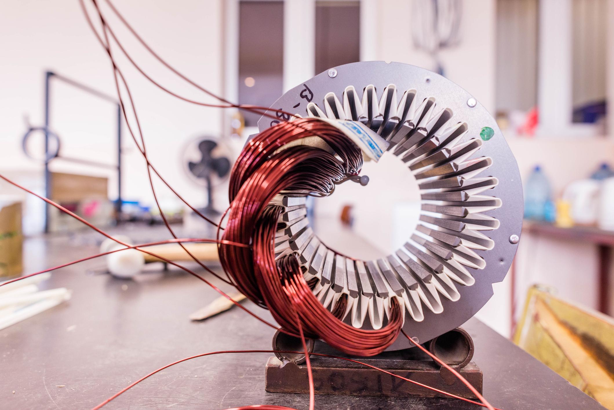 Den elektriska motorn
